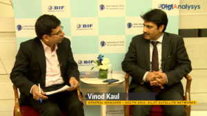 Interview with Vinod Kaul, General Manager – South Asia, Gilat Satellite Networks