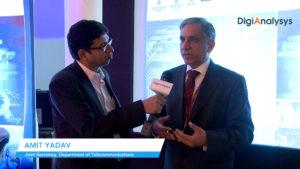 Fiberization to play a key role in digitizing the nation says Mr. Amit Yadav, Jt. Secretary, DoT