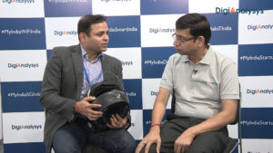 We have developed a clear air helmet for two wheeler riders says Amit Pathak, Founder, Shellios