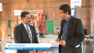 Smart Manufacturing to play a key role says Ravi Agarwal, MD, PEPPERL+FUCHS