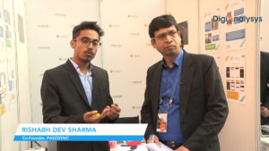 Smart wearable sensors for real time sport analytics by Rishabh Dev Sharma, Co-Founder, PASOSYNC