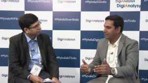 Blockchain solutions for telcos & fintech sector by Viswanadh Akella, CEO, SimplyFI SofTech India