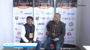 SMC 2019: Amit Tiwari, CEO, MKT Softwares