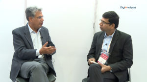 We are a cyber security services & platform start-up says Anuj Kapur, COO, Lucideus
