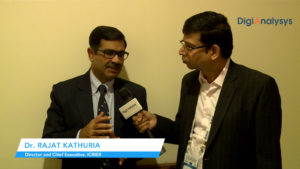 Interview with Dr. Rajat Kathuria, Director and CEO, ICRIER