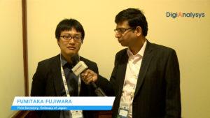 Interview with Fumitaka Fujiwara, First Secretary, Embassy of Japan