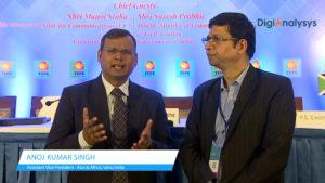 Interview: Anoj Kumar Singh, AVP – Asia & Africa, Vanu India
