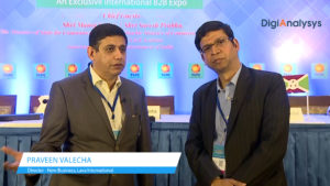 Interview: Praveen Valecha, Director – New Business, Lava International