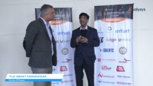 SMC 2019: Prof. Abhay Karandikar, Director, IIT Kanpur