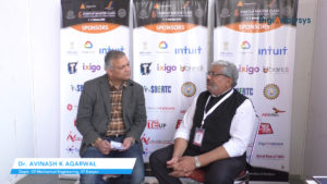SMC 2019: Dr. Avinash K Agarwal, Deptt. of Mechanical Engineering, IIT Kanpur