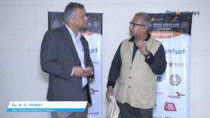 SMC 2019: Dr. B. V. Phani, Dean, Resources & Alumni, IIT Kanpur