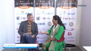 SMC 2019: Dr. Neha Arya, Founder, Micro Tumor Tek