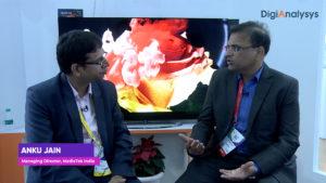 IMC2019: Interview with Anku Jain, Managing Director, MediaTek India