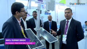 IMC2019 : Interview with Anoj Kumar Singh, Vice President – Global Carrier Sales, Vanu India