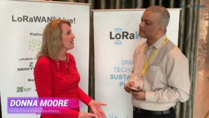 India is a key market for LoRaWAN deployments: Donna Moore, CEO & Chairwoman, LoRa Alliance