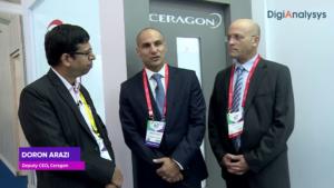 IMC2019 : Interview with Doron Arazi, Deputy CEO, Ceragon & Shai Yaniv, EVP – Marketing, Ceragon