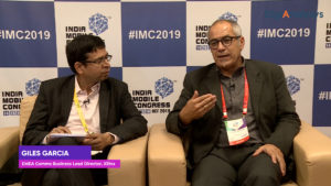 IMC2019 : Interview with Giles Garcia, EMEA Comms Business Lead Director, Xilinx