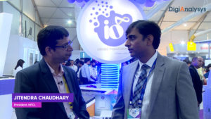 IMC2019: Interview with Jitendra Chaudhary, President, HFCL