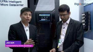 IMC2019: Interview with Joe Sun, Technical Marketing Director, Rosenberger