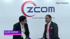 IMC2019: Interview with Rajesh Kapoor, MD & CEO – SEA & MEA, Z-Com India