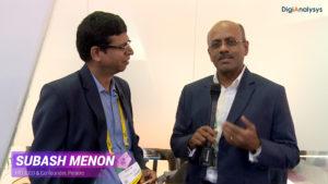 IMC2019: Interview with Subash Menon, MD, CEO & Co-founder, Pelatro