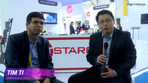 IMC2019: Interview with Tim Ti, Chief Executive Officer, UTStarcom