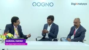 IMC2019: Interview with Gururaj Nayak, CEO, Qogno Digital & Avijit Dutta, Managing Partner, TenX2