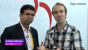 IMC2019: Interview with Hughes Marceau, CEO, Autonom