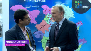 IMC2019: Interview with Malcolm Johnson, Deputy Secretary General, ITU