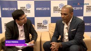 IMC2019: Interview with Ryan Perera, VP & Country Head, Ciena India