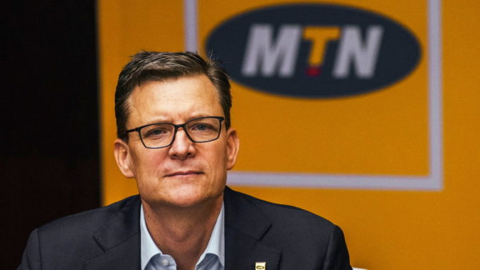 MTN group president & CEO Rob Shuter to step down | DigiAnalysys
