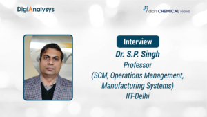 Exclusive Interview with Dr. S.P. Singh, Prof. (SCM, Manufacturing Systems), IIT-Delhi